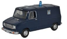 Oxfords Sherpa Van Met Police with Flashing Light